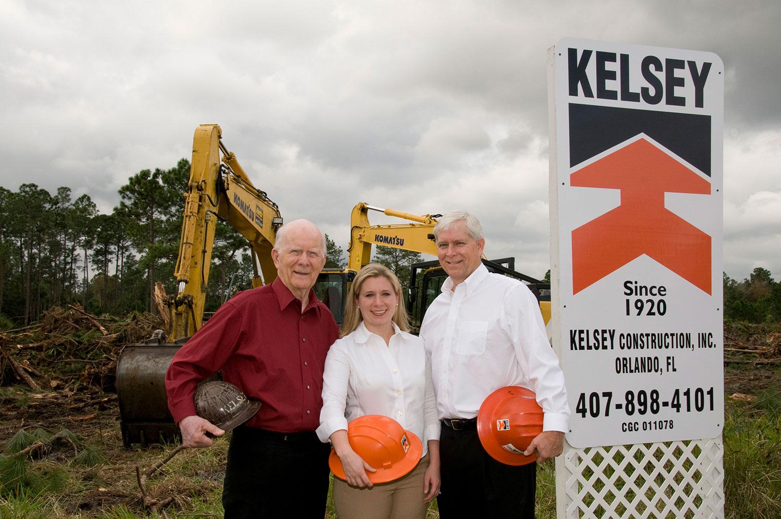 Kelsey Construction - Orlando Construction Company